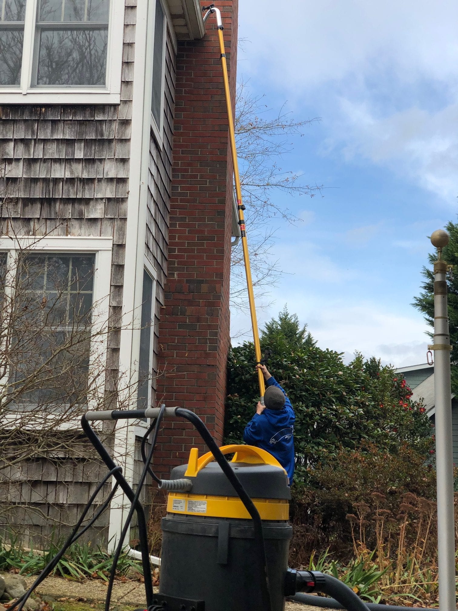 Gutter Cleaning Services F Amp S Power Washing Amp Cleaning