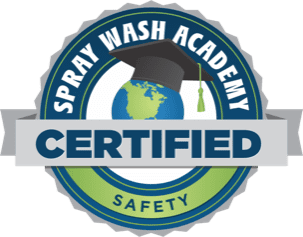 Spray Wash Safety